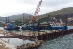 Porto di Gaeta lavori