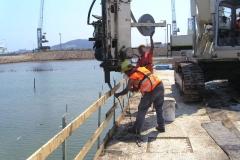 Porto di Gaeta lavori 3